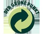 """""""Зеленая точка"""" — cимвол того, что производство этого продукта экологически чистое, а упаковка подлежит вторичной переработке"""