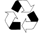 """""""Ресайлинг"""" — символ того, что этот товар подлежит переработке либо уже получен в результате переработки"""