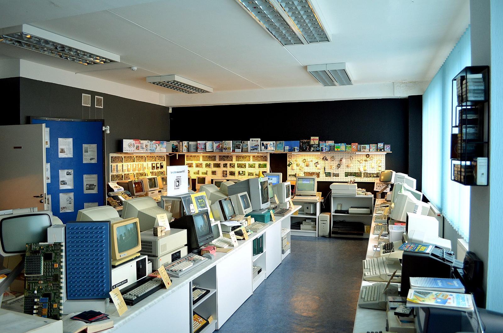 arvutimuuseum.ee — Компьютерный музей Таллин